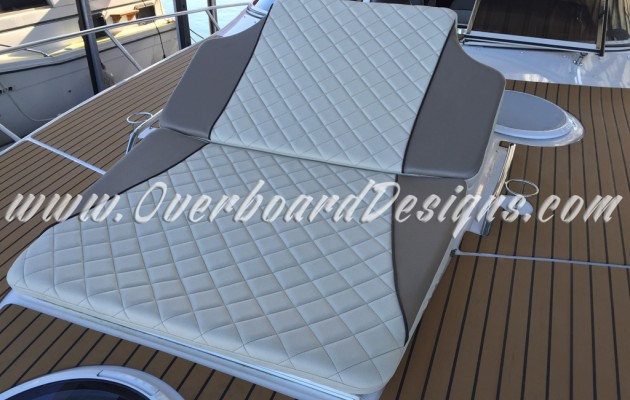 Overboard Designs - Princess Pads or Sunpads   Marine ...
